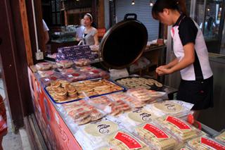 中国・上海で一番有名な古鎮「朱家角(ZHUJIAJIAO)」のグルメ・旨いもの
