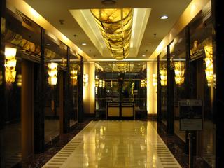 中国・上海 新錦江大酒店-JINJIANG TOWER(ジンジャンタワーホテル)