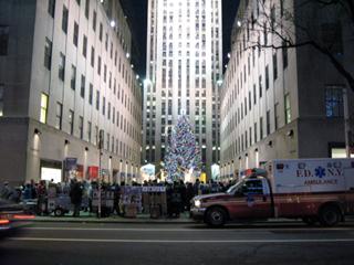 ロックフェラー・センター(Rockefeller Center)