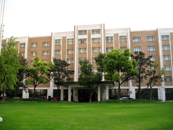 上海 錦江飯店(JIN JIANG HOTEL)南楼