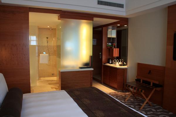 中国・上海 スイスホテルグランド上海(SWISSOTEL GRAND SHANGHAI)上海宏安瑞士大酒店
