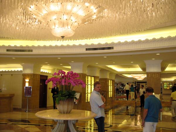 上海花園飯店(オークラガーデンホテル上海)