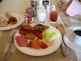 上海・錦江飯店・ボールルーム「錦江ホール」 で朝食を食す!