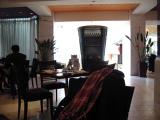 中国・上海JCマンダリンホテルの朝食