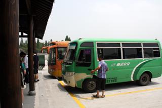 中国バス紀行「鳥鎮〜嘉興〜上海」