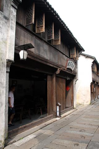 中国・鳥鎮での宿「鳥鎮民宿13」