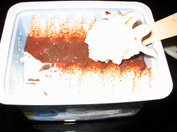 上海で見つけた「ビエネッタ」のアイスクリームを食す!