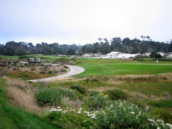 アメリカ西海岸の高級ゴルフリゾート「スパニッシュベイ」