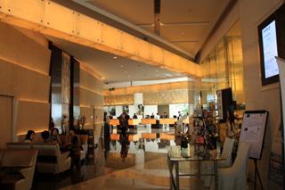 中国・上海 LE ROYAL MERIDIEN SHANGHAI 上海世貿皇家艾美酒店 ル ロイヤル メリディアン 上海