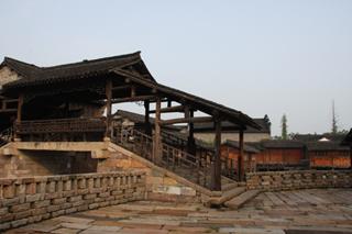 中国・鳥鎮の早朝散歩