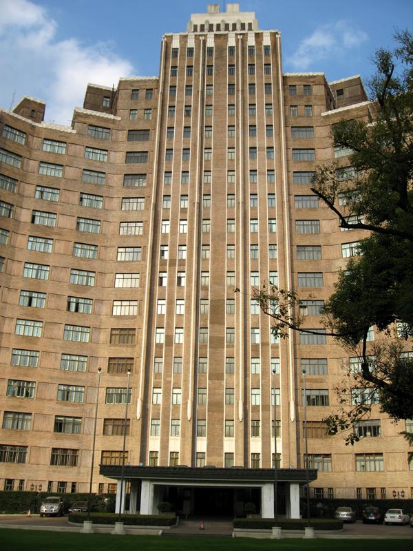 上海 錦江飯店(JIN JIANG HOTEL)中楼(貴賓楼)