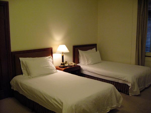 上海錦江飯店北楼(JIN JIANG HOTEL SHANGHAI)ジンジャンホテル