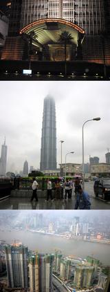 世界一の高さを誇る「グランド ハイアット シャンハイ」ホテル