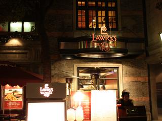 中国・上海 新天地(しんてんち)Lawry's The Prime Rib shanghai ロウリーズ・ザ・プライムリブ上海