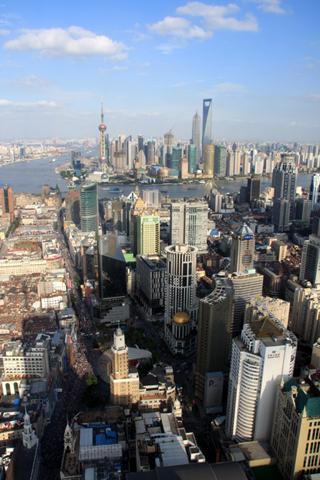 中国・上海 LE ROYAL MERIDIEN SHANGHAI 上海世貿皇家艾美酒店 ル ロイヤル メリディアン 上海のバーBar & Lounge「789 Nanjing Lu」