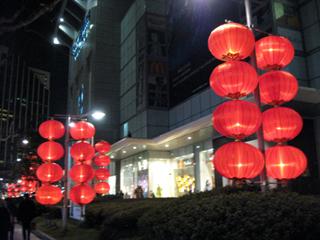 中国・上海の台湾料理&スイーツカフェ「鹿港小鎮」