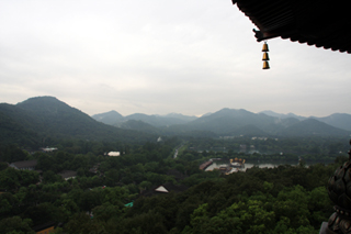 中国・杭州・雷峰塔(らいほうとう) lei feng ta(LEIFENG TOWER)