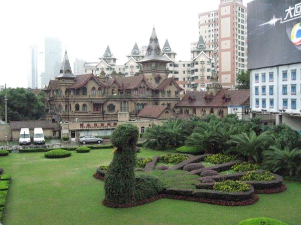 上海・台風15号の影響「ザ・ポートマン・リッツ・カールトン上海ホテル」