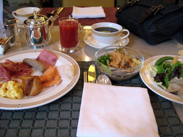 上海・花園飯店「ROSE(ローズ)」