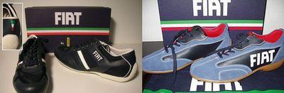 Fiat Sneakers