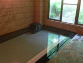 磐梯熱海温泉「浅香莊」の内湯