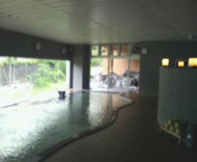 福島県土湯温泉「向瀧」の温泉と露天風呂