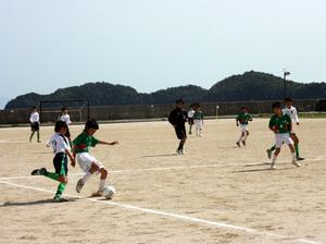 サザン・セト大島少年サッカー大会