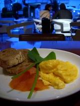 Bill's cafe スクランブルエッグ