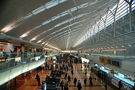 羽田ターミナル