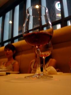 TMワインとレイちゃん