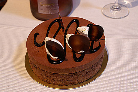 HIDEMIケーキ