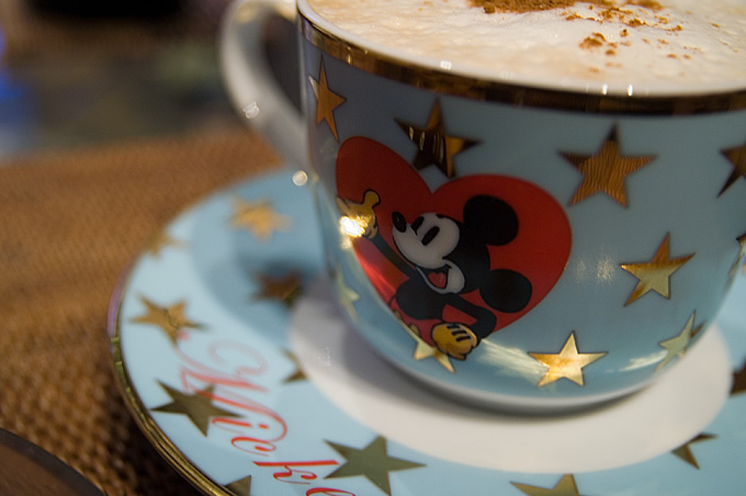 ミッキーカップ