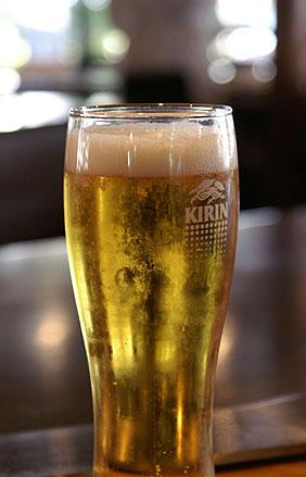 石心亭ビール