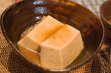 ルクと豆腐