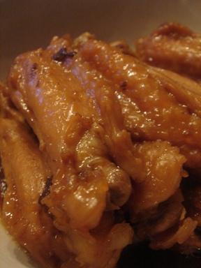 鶏肉甘辛煮