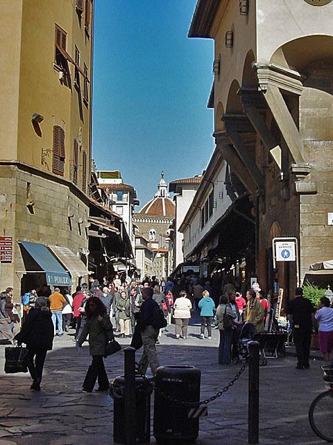イタリア2003 フィレンツェの街角