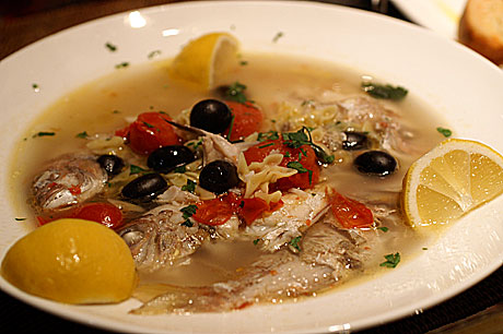 稚鯛スープ