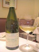 本日のワイン:サントーバン ラ シャトニエール 2004