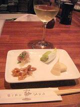前菜とイタリアの白、コスタモリーノ2006
