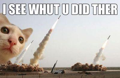 合成がバレたイランのミサイル発射、画像の加工がエスカレート06