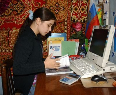 11歳で母になったロシア少女1