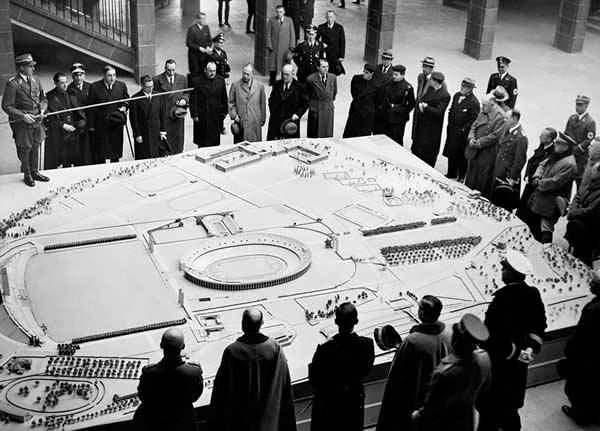1936年ベルリンオリンピックのイギリス選手団