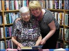 図書館おばあさん01