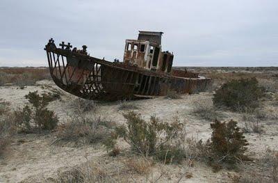 消えゆくアラル海09