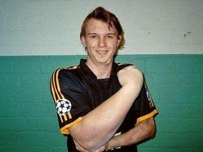 「アームレスリング チャンピオン 二の腕」の画像検索結果