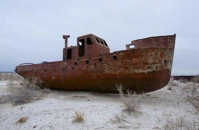 消えゆくアラル海08