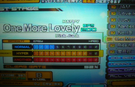 One More Lovely (14H) easy clear