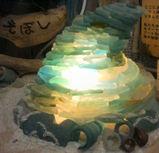 051211シーグラスえぼし岩