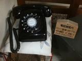 05080214黒電話