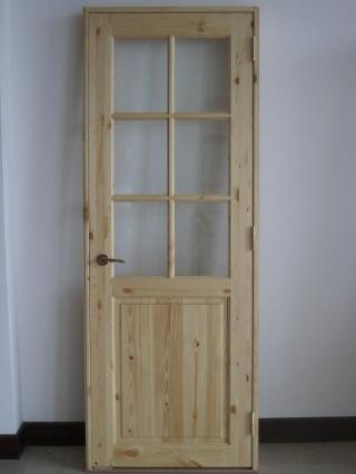 パインLDKガラス戸